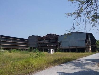 Nhà máy thép Gia Sàng từng bị đắp chiếu nhiều năm
