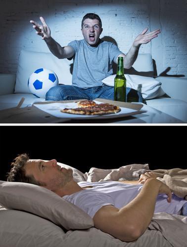 Hạn chế cảm xúc lo lắng trước giờ ngủ: Nếu bạn thích xem tin tức hoặc tranh luận với ai đó trên internet trước khi đi ngủ, đừng ngạc nhiên nếu bạn không thể ngủ được. Những điều này đều có thể gây ra các vấn đề về giấc ngủ.
