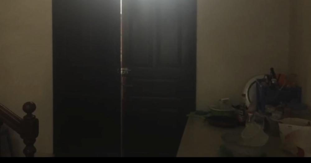 Căn phòng tầng 3, nơi phát hiện cô gái tử vong