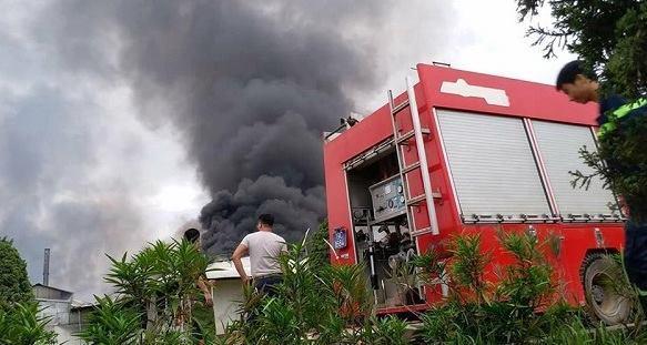 Nguyên nhân vụ hỏa hoạn đang được cơ quan chức năng làm rõ.