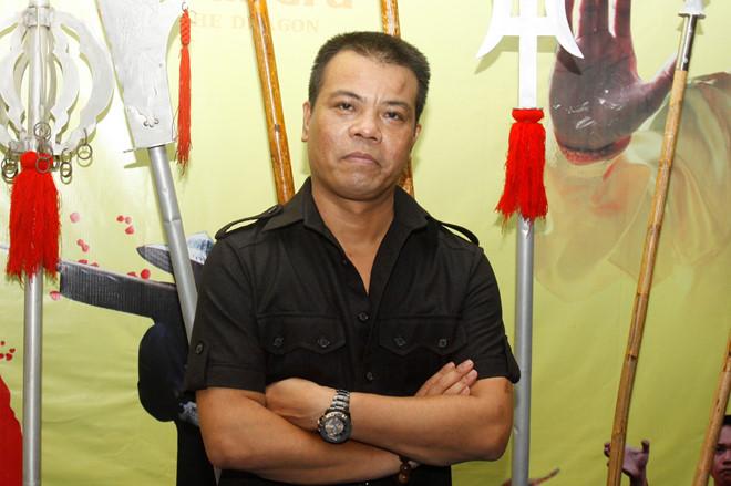 Nguyễn Mạnh Hùng là võ sư môn phái Bình Định.
