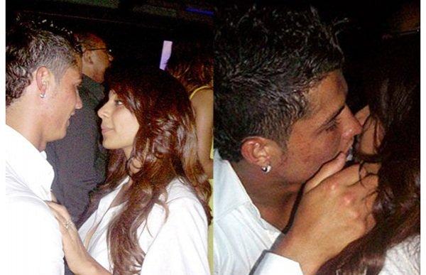 Năm 2007, khi Ronaldo bắt đầu trở thành một biểu tượng bóng đá thế giới, thì tình trường của cầu thủ này cũng thu hút sự quan tâm đặc biệt của khán giả. Vẻ đẹp đậm nét Á Đông của ngôi sao điện ảnh Hollywood Bipasha Basu hút hồn CR7. Hai người không ngần ngại trao cho nhau những nụ hôn nồng nàn giữa chốn đông người.