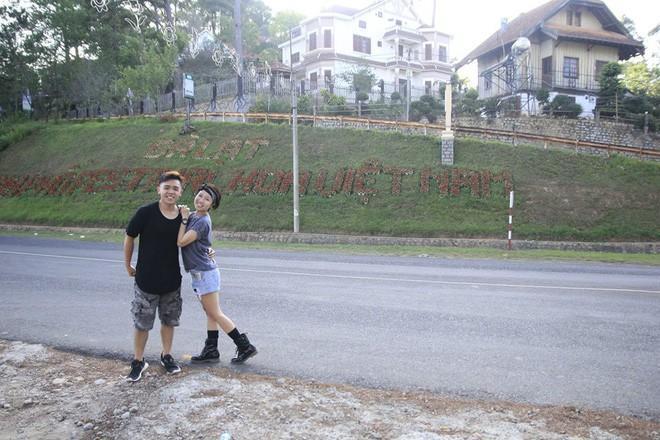 Phương và Nguyên đang tiếp tục viết nên cái kết đẹp cho tình yêu của mình.