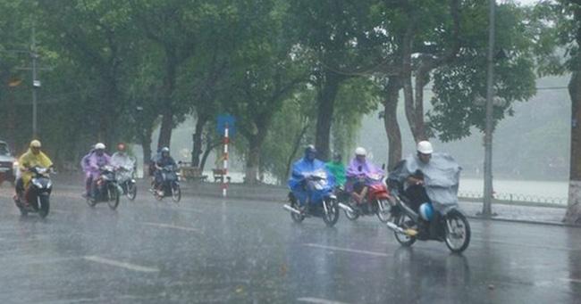 Dự báo thời tiết hôm nay ngày 9/7: Mưa dông trên diện rộng, Hà Nội cảnh báo có tố lốc. Ảnh minh họa