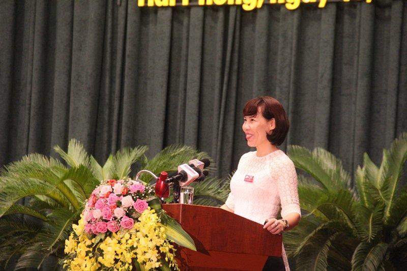 GĐ Sở Du lịch HP Nguyễn Thị Thương Huyền lý giải khách du lịch đến HP không quay lại