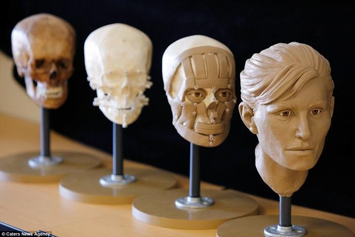 Hình ảnh hộp sọ và khuôn mặt trước khi phân hủy của thi thể sẽ giúp các nhà khoa học tái hiện lại gương mặt của các nạn nhân xấu số, đặc biệt là những người đã chết lâu tới mức không thể xác nhận nhân thân.
