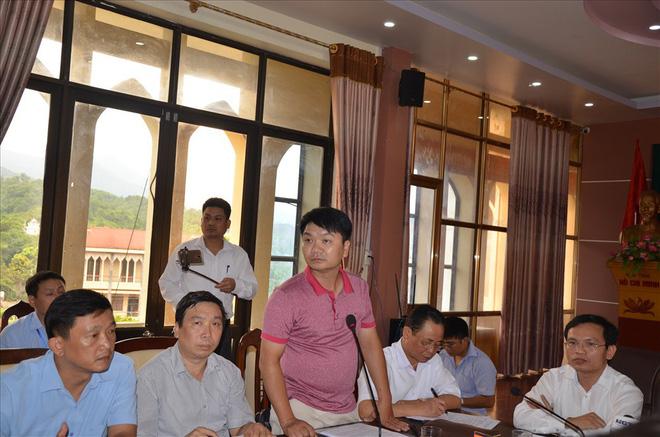 Ông Nguyễn Cao Khương - Phó trưởng phòng 4, A83 Bộ Công An nêu cụ thể về hành vi gian lận của ông Lương.