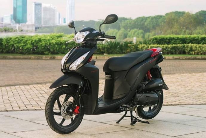 Honda Vision là mẫu xe ăn khách nhất tại thị trường Việt Nam. Ảnh minh họa