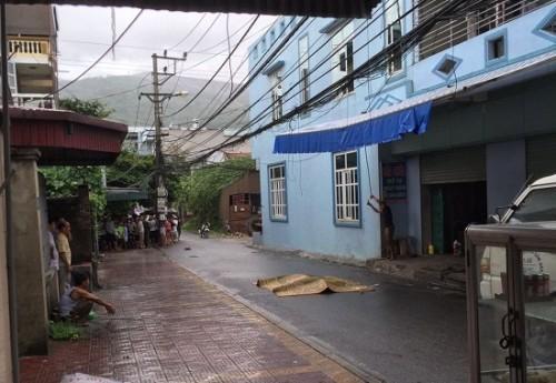 Nam thanh niên bị nhóm 4 người đâm tử vong tại Quảng Ninh. Ảnh: VietNamnet