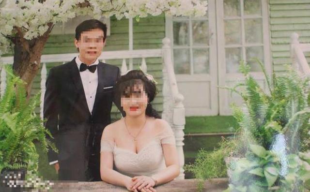 Chú rể Nguyễn Khắc Long và cô dâu L.T.Y