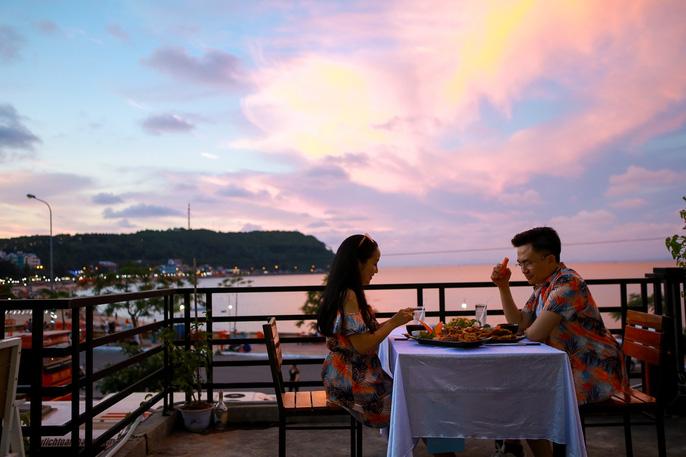 Ốc Thanh Vân- Đại Nghĩa đã có một buổi hẹn hò lãng mạn