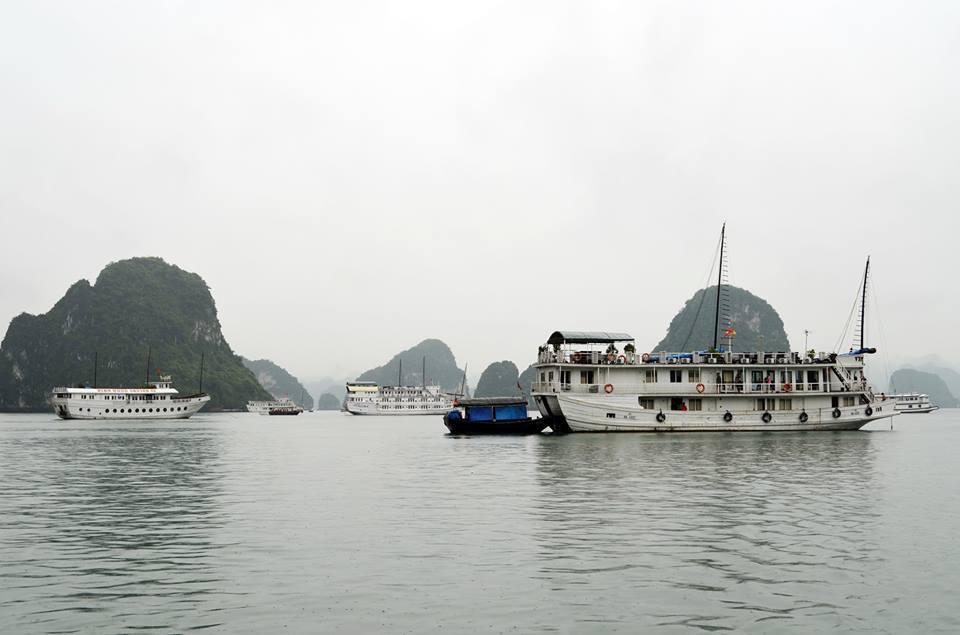 Quảng Ninh tiếp tục có mưa