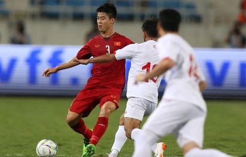 Ngoại trừ tình huống bất khả kháng ở pha bóng dẫn đến bàn thua, Duy Mạnh đã có trận đấu tốt và thể hiện được khả năng của mình. Nếu không có gì thay đổi, Duy Mạnh sẽ chắc một suất ở hàng phòng ngự U23 Việt Nam tại ASIAD 2018.