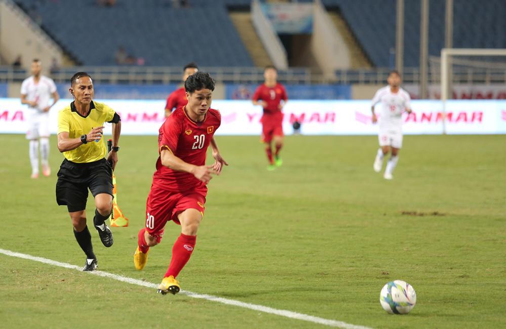 Công Phượng cho thấy anh vẫn là tài năng sáng giá của bóng đá Việt Nam