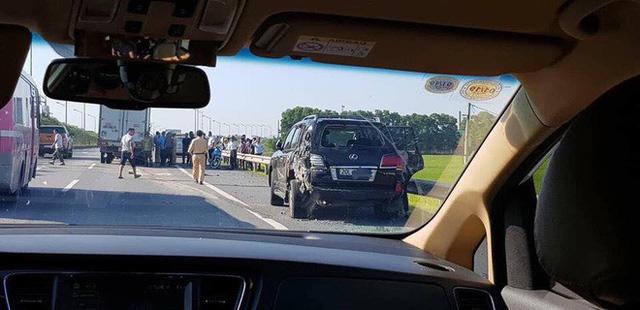 Vụ tai nạn khiến tài xế điều khiển xe Lexus t.ử v.o.n.g.