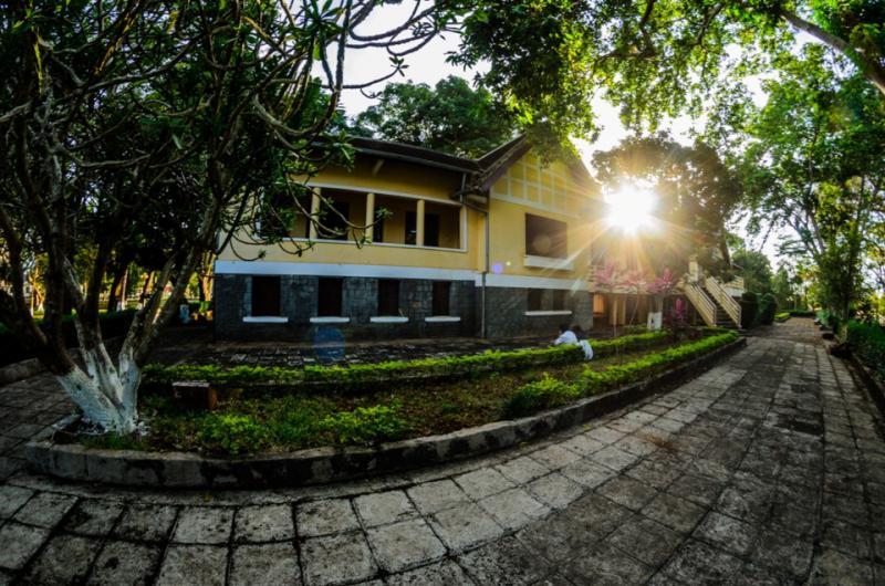 Ngày nay, biệt điện trở thành Bảo tàng các văn hóa dân tộc Việt Nam tại Đak Lak.