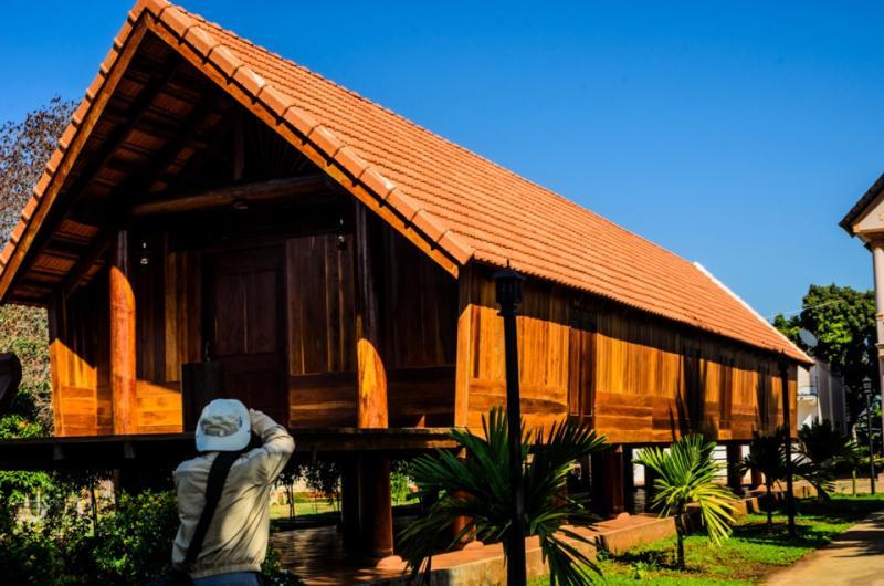 Người dân tại đây vẫn lưu giữ và bảo tồn sàn của họ để du khách đến tham quan và chiêm ngưỡng.