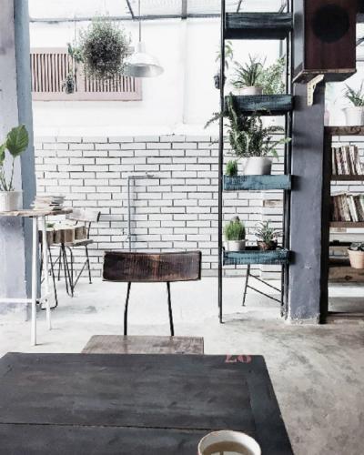 Địa chỉ của Zip Cafe tại 49 Nguyễn Công Trứ, Buôn Ma Thuột. (Nguồn: Instagram)