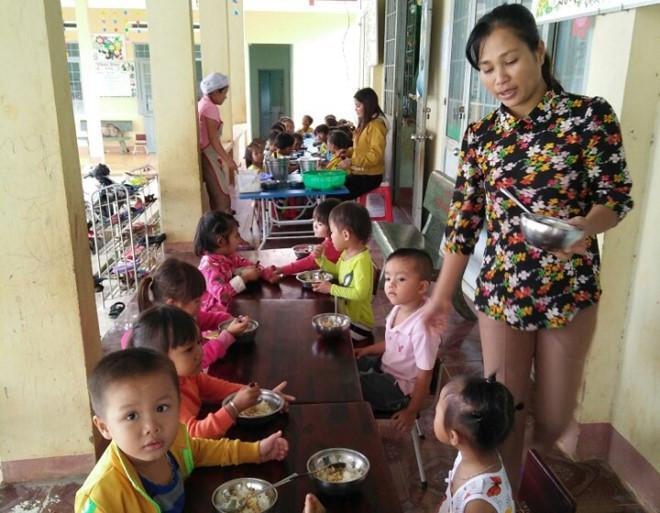 Đắk Lắk thiếu hơn 2.000 giáo viên, cán bộ ngành mầm non. Ảnh: Minh Quý.