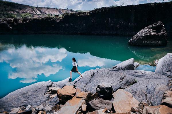 Nơi đây còn được mệnh danh là tuyệt tình cốc của Đắk Lắk. (Nguồn: Hailecao.Photographer)