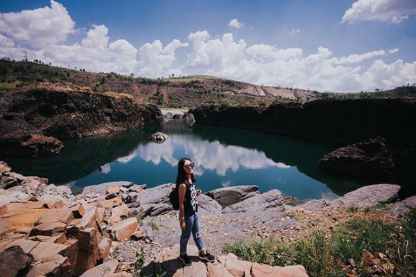 Nơi đây ngày càng thu hút được nhiều du khách khi ghé thăm. (Nguồn: Hailecao.Photographer)