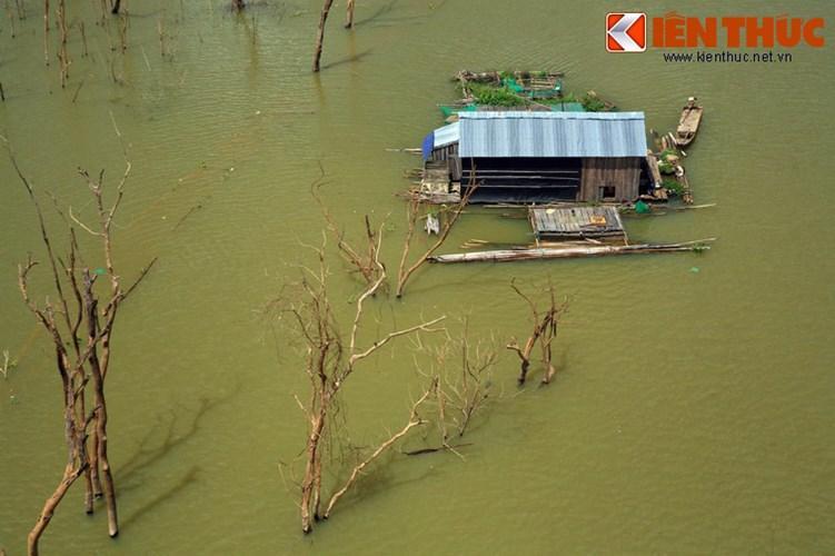 Hiện tại, hồ chứa Buôn Tua Srah được coi là một điểm du lịch sinh thái giàu tiềm năng của Tây Nguyên.