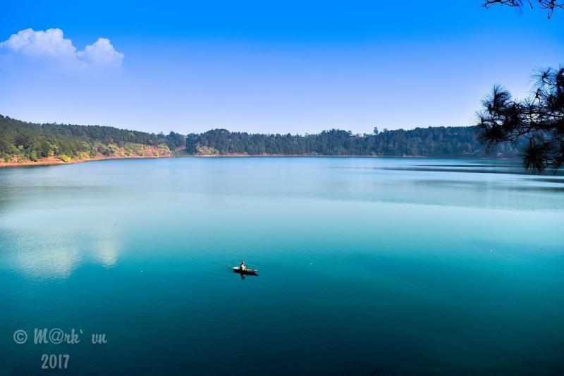 Theo tích xưa, hồ mang tên T