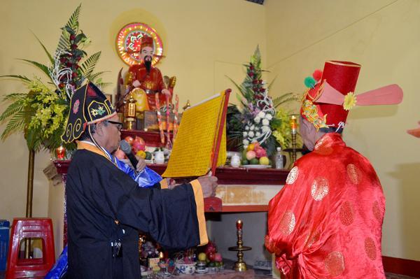 Lễ Húy kỵ Đức Thánh Trần