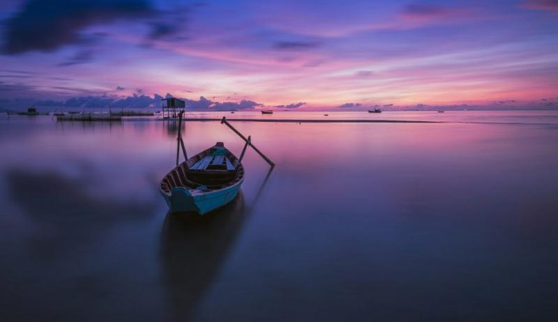 Hoàng hôn đảo Phú Quốc (Ảnh: Lenny K Photography / Flickr)