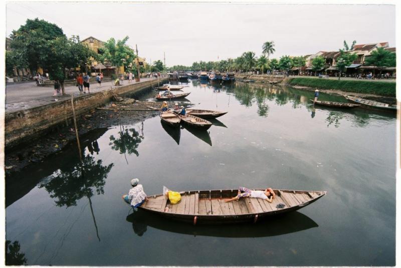 Phố cổ Hội An (Khánh Hmoong / Flickr)