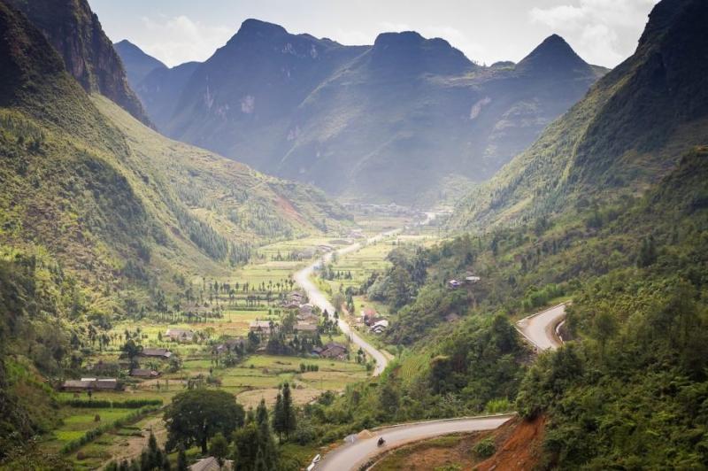 Đèo núi của Việt Nam (Ảnh: Robert_z_Ziemi / Pixabay)