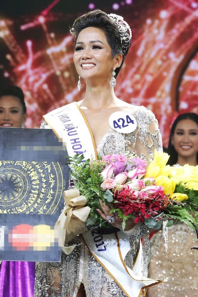 Để có tiền tham gia Hoa hậu Hoàn vũ Việt Nam, H