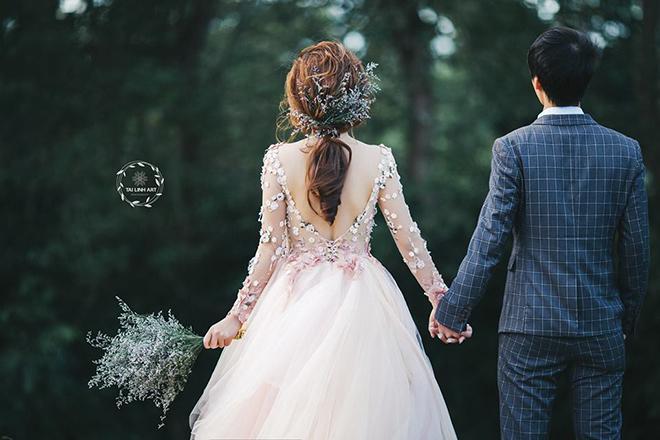 ... Đây đích thị là địa điểm chụp ảnh siêu đẹp cho các cặp đôi. (Ảnh: Tài Linh Photography)