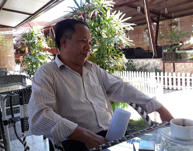 Thầy Nguyễn Hữu Hà vừa bị Hội đồng kỷ luật nhà trường đề nghị cho thôi việc vì những vi phạm đạo đức nhà giáo