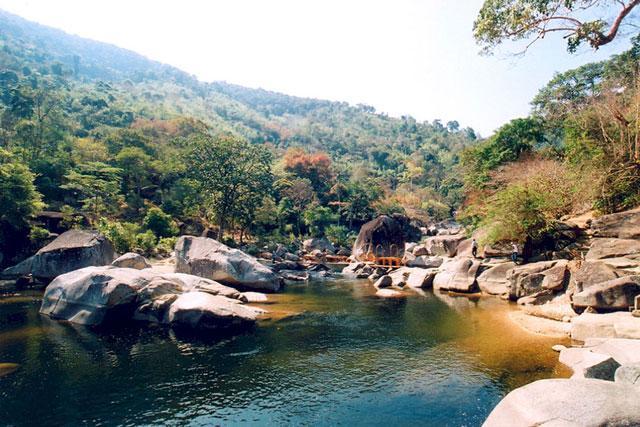 Vườn quốc gia Yok Đôn. Ảnh Vietnam tourism.
