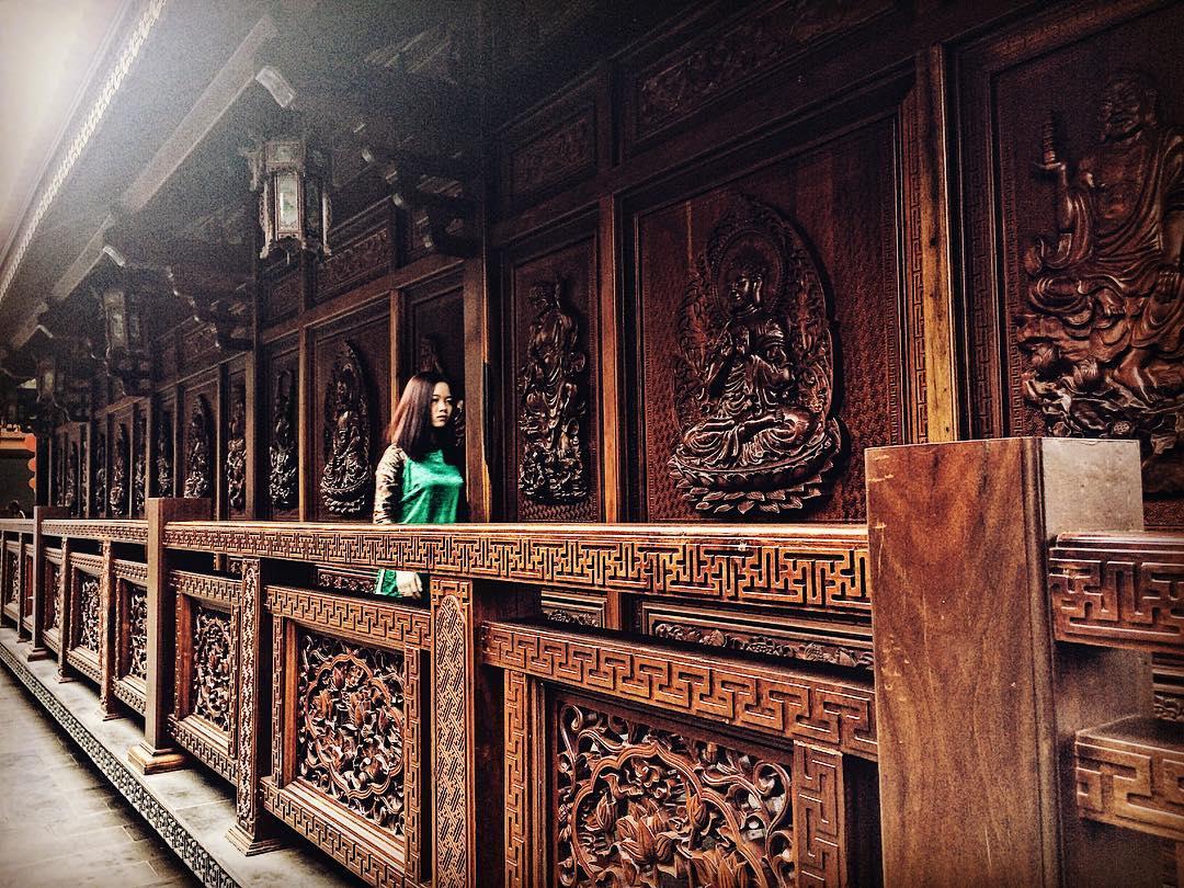 Đây là ngôi chùa lớn nhất thành phố Buôn Ma Thuột và cả tỉnh Đắk Lắk.