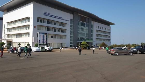 Bệnh viện Đa khoa vùng Tây Nguyên vừa đưa vào hoạt động tháng trước
