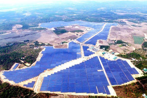 Dự án Nhà máy Điện mặt trời Cư Jút