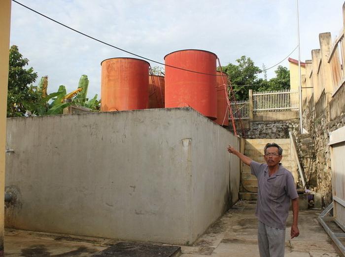 Trạm cấp nước sinh hoạt tập trung ở xã Đức Xuyên, huyện Krông Nô (Đắk Nông) ngừng hoạt động
