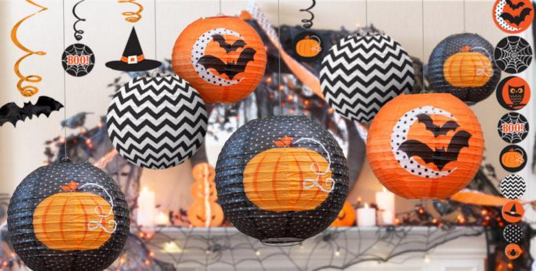 Màu sắc của lễ Halloween: Hai màu truyền thống của lễ hội này là cam và đen, biểu tượng cho mùa thu và mùa thu hoạch. Trong đó, màu cam tượng trưng cho mùa màng và lá đổi màu, trong khi màu đen tượng trưng cho sự ra đi của mùa hè và sự chuyển mùa. Ảnh: InspirationSeek.