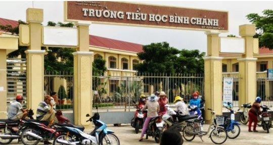 Vụ việc bắt cô giáo quỳ gối xin lỗi ở Long An đang khiến dư luận hết sức phẫn nộ. Nguồn ảnh: Internet.