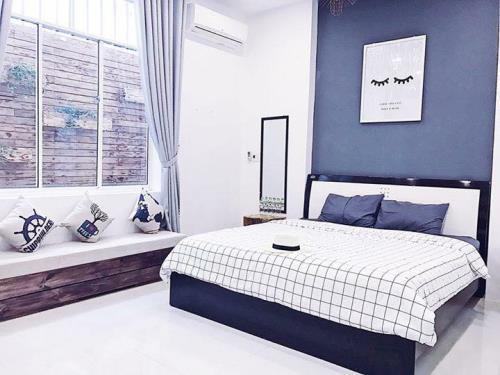 Khu vực phòng ngủ của homestay. (Nguồn: Fb Little Flower)