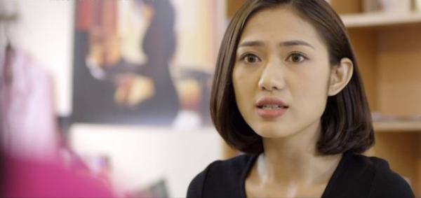 Châu cảm thấy vô cùng tức tối khi biết tin Mai sắp lấy Sơn. (Nguồn: Cắt từ phim)