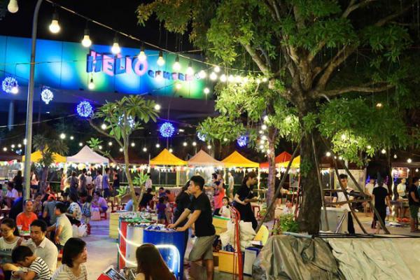 Hello Center - Địa điểm vui chơi trung thu không thể bỏ qua ở Đà Nẵng. (Nguồn: danviet.vn)