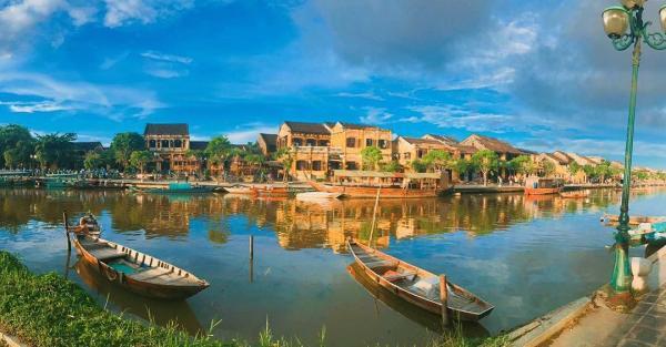 Hội An sẽ là một trong những địa điểm vui chơi trung thu không thể bỏ qua ở Đà Nẵng. (Nguồn: marinepoyy)