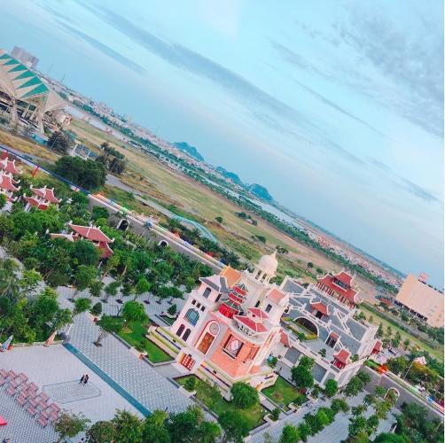 Khuôn viên của Asia Park. (Nguồn: quocvinh2000)