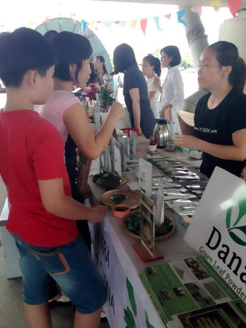 Cơ hội để các doanh nghiệp giới thiệu, quảng bá các sản phẩm thương hiệu Việt đến với người tiêu dùng thành phố