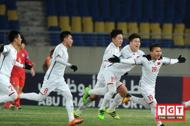 U23 Việt Nam làm nên điều kì diệu cho bóng đá Việy