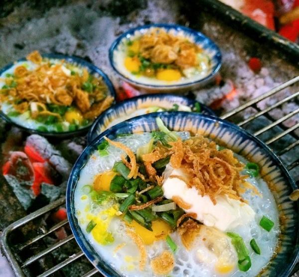 Món trứng này duy nhất chỉ có ở Đà Nẵng.