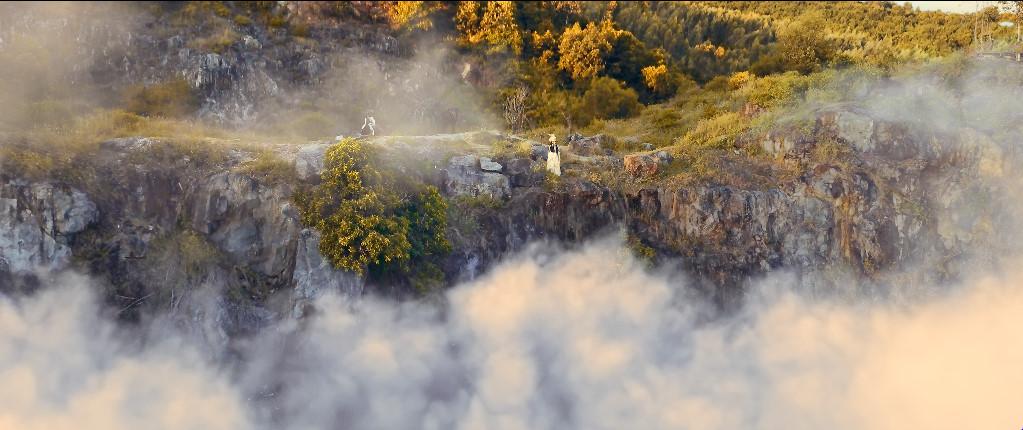 Vẻđẹp như mơ của khung cảnh thiên nhiên trong phimYêu em bất chấp. Phim khởi chiếu trên toàn quốc từ ngày 6/4.